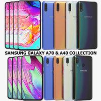 Samsung Galaxy A70 & A40 Collection
