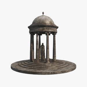temple 3D