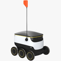 delivery robot model