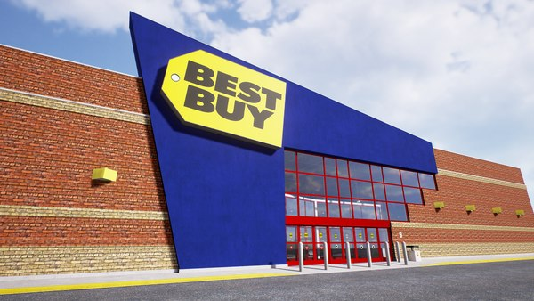 real-time best buy scene model
