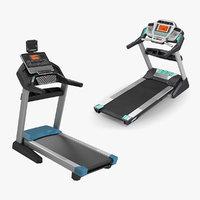 3D treadmills fitness exercise