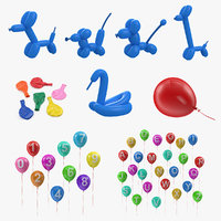 3D air balloons 2