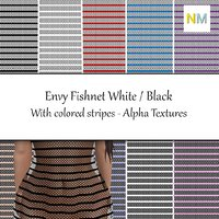 Envy Fishent Seamless Textures