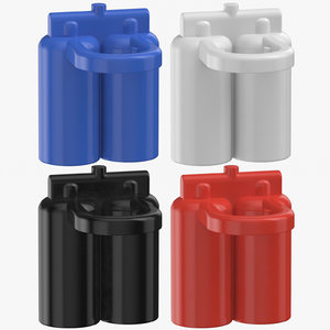 lego oxygen tanks 3D model
