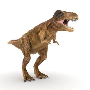 3D model t-rex -