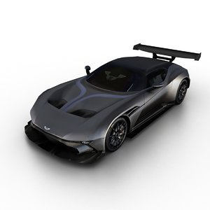 2015 aston martin vulcan model