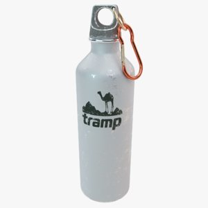 tramp sport flask 3D model
