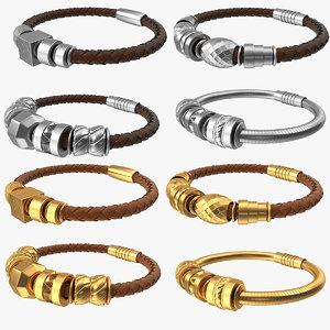 3D model bracelets