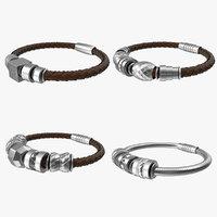 bracelets v1 3D model