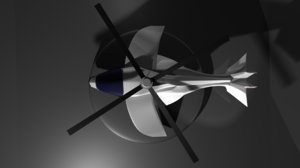 3D model future helicopter