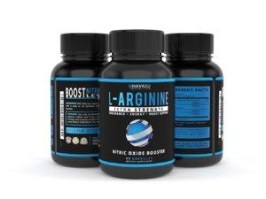 extra strength l arginine 3D