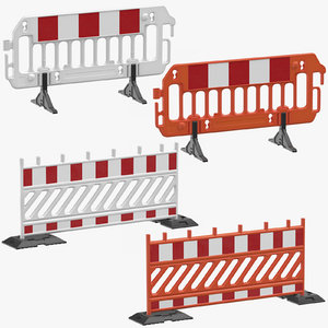 construction barriers model