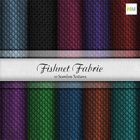 Fishnet Fabric Seamless Fabric Textures