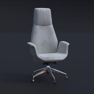 jean-marie massaud downtown president 3D model