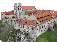 Monastery in the mountains HD 24K