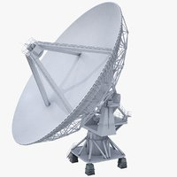 Satellite Dish Telescope
