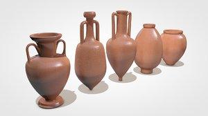 3D amphora pack