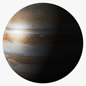 realistic planet model