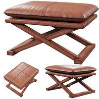 eichholtz stool brookfield 3D model