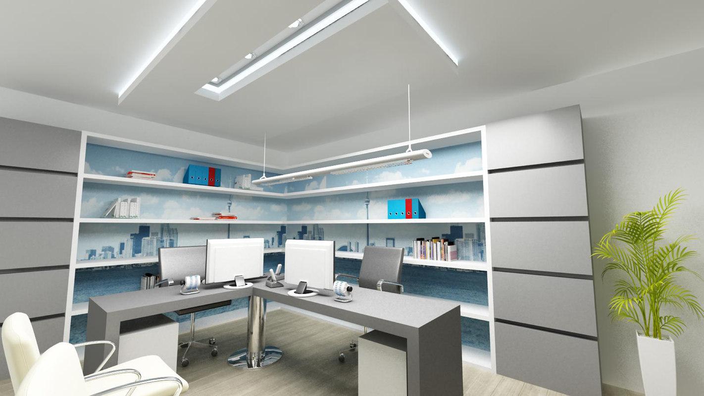 offices directors room model