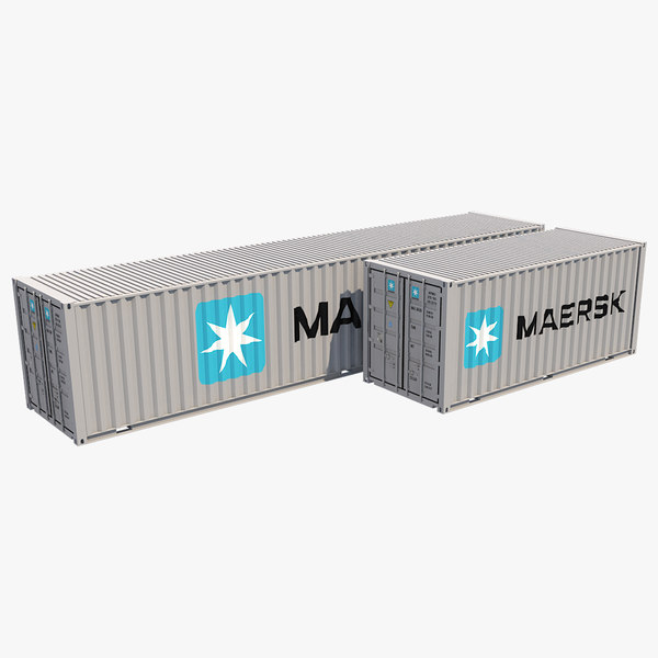 container 1 model