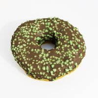 donut mint 3D model