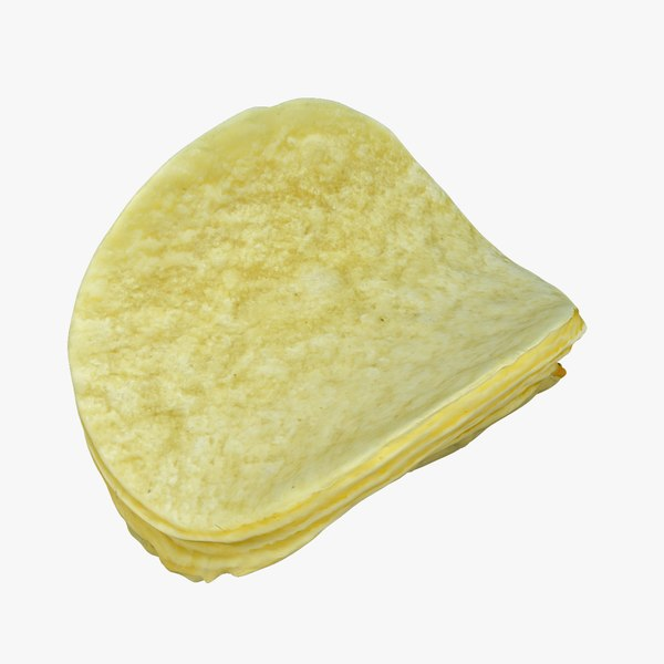 3D pringles chips