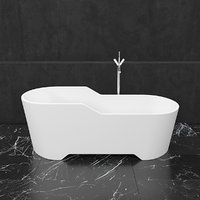 bath provence lite 5 3D model