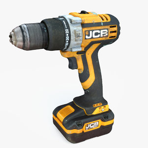 3D electric drill