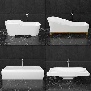 bath 3 io model