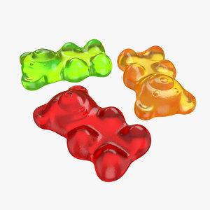 gummy bear model