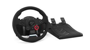 logitech gaming wheel controller 3D model