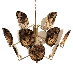 akira chandelier 3D model