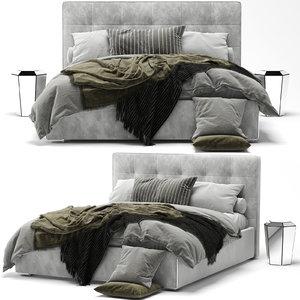 3D mezzo bed
