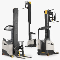 Crown Rm 6000 S Forklift