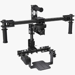 3D handheld camera gimbal