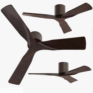 matthews irene 3-blade walnut-bronze 3D