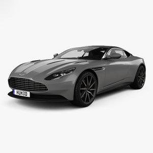 3D car 11 model