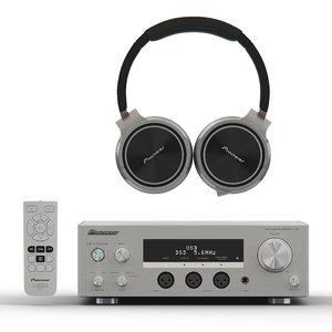 3D headphone se-mhr5