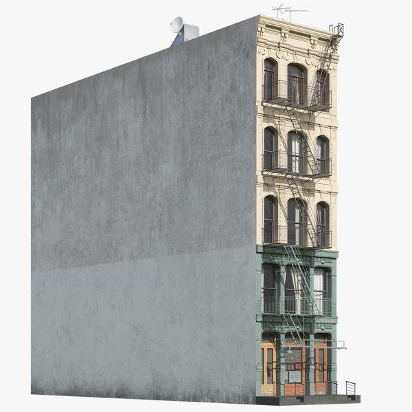 new york 29 howard 3D