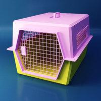 3D pet cage