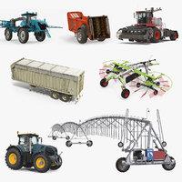 3D farm equipment 2