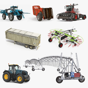 3D farm equipment 2