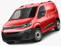 Citroen Berlingo Van 2019