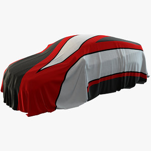 cover car jeep 3D