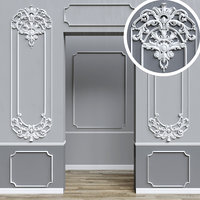 Stucco decor