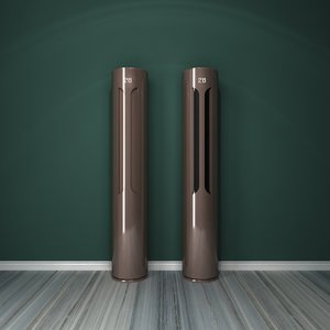 standing air conditioner 3 3D model