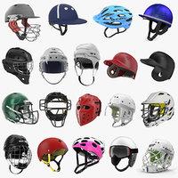 sport helmets 4 model