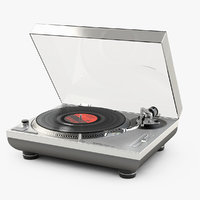 Technics Turntable SL1210