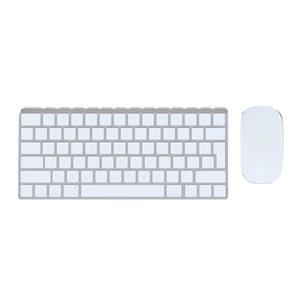 3D apple keyboard